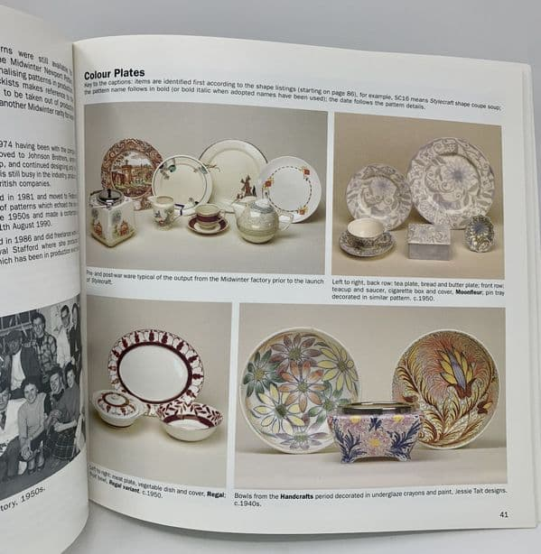 Midwinter Pottery - A revolution in British Tableware by Steven Jenkins